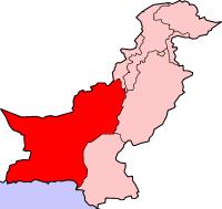 Balochistan - Southwest Pakistan