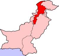 NW Frontier - Northwest Pakistan