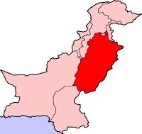 Punjab - East Pakistan