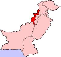 Tribal Areas - West Pakistan